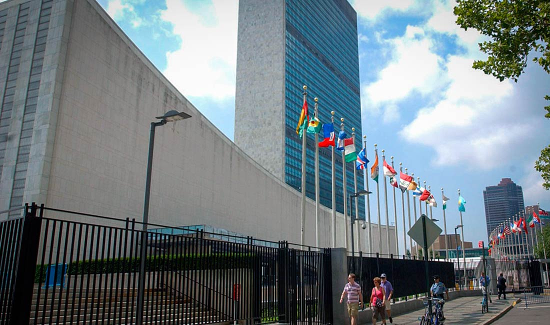 U.N. Headquarters