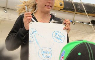 Clearwater Onboard Educator Krista Norris